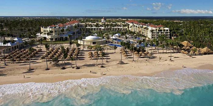 Grand Hotel Bávaro, Playa Bavaro, Punta Cana, Dominican Republic.