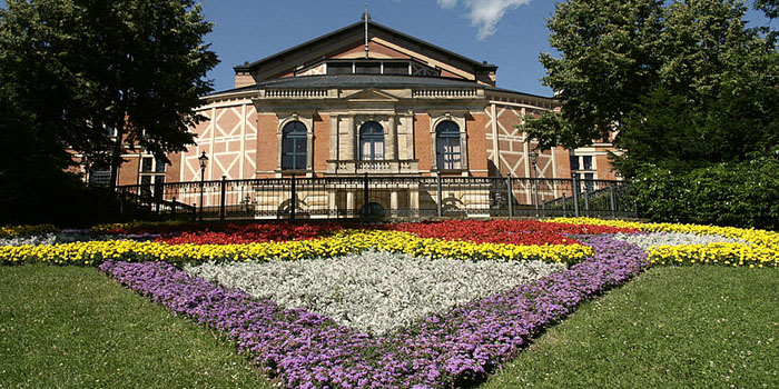 Bayreuth Festival is a music festival held annually in Bayreuth, Germany since 1876.