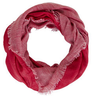 BCBGMAXAZRIA women's Reversible Loop scarf: US$48.