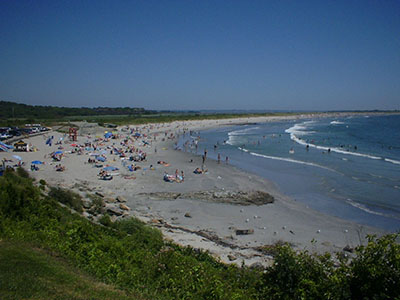 Second Beach/Sachuest Town Beach, 474 Sachuest Point Rd., Middletown, RI 02842.