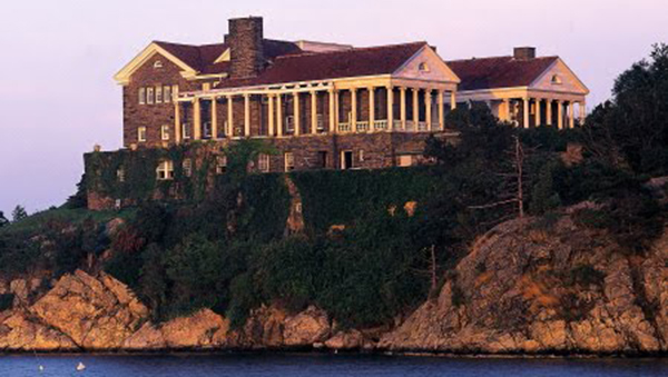 Beacon Rock Mansion, 147 Harrison Avenue, Newport, RI 02840, U.S.A.