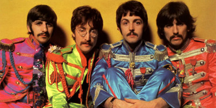 The Beatles (1960-1970).