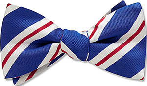 Beau Ties Lexington Bow Tie: US$49.