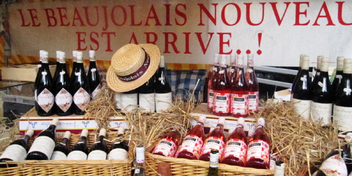 Beaujolais Nouveau Day.