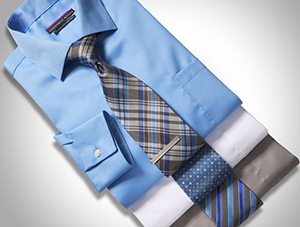Geoffrey Beene regular fit dress shirts.