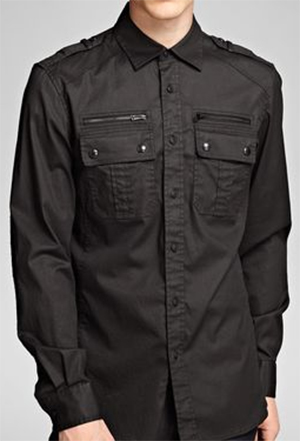 Belstaff Fulford men's shirt: €365.
