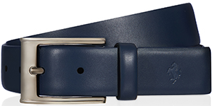 Tod's For Ferrari Leather Belt.
