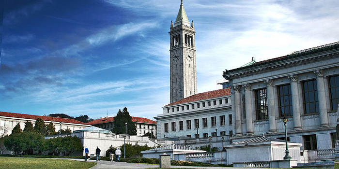 University of California - Berkeley, Berkeley, California, U.S.A. Ranked No. 9 by the Times Higher Education World University Rankings 2012-2013.