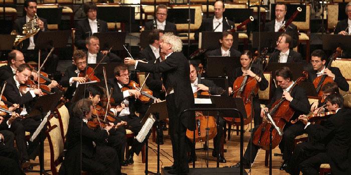 Berlin Philharmonic.