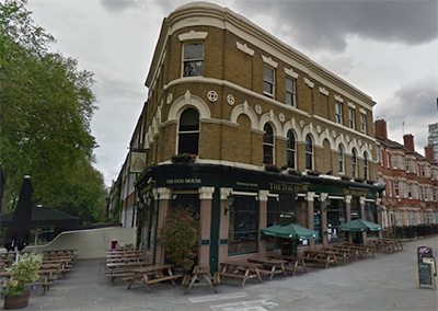 The Dog House, 293 Kennington Road, Kennington, London SE11 6BY, England, U.K.