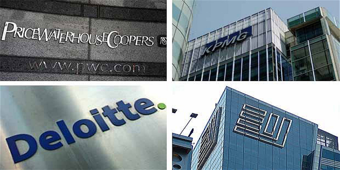 Big Four (audit firms).