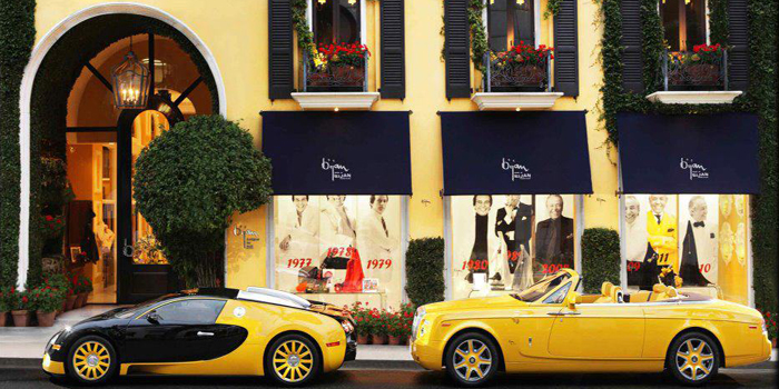 Bijan, 420 North Rodeo Drive, Beverly Hills, CA 90210, U.S.A.