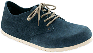 Birkenstock Denim Suede Maine Men's Shoe: US$160.