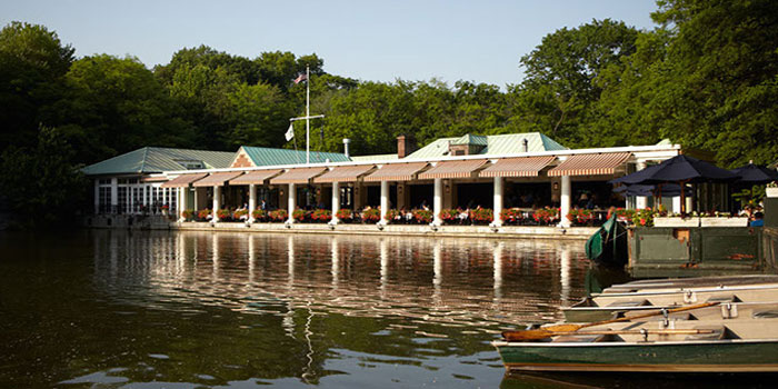 The Loeb Central Park Boathouse, East 72nd Street and Park Drive North, New York, NY 10028, U.S.A.