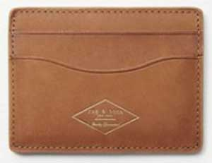 Rag & Bone Hampshire Card Case: US$95.