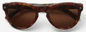 Rag & Bone Men's Keaton Sunglasses: US$350.