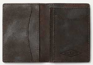 Rag & Bone Hampshire Vertical Slim Billfold: US$125.
