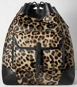 Rag & Bone Grayson Women's Leopard Backpack: US$995.