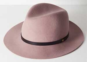 Rag & Bone Floppy Brim Women's Fedora: US$195.