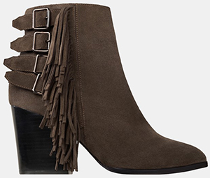 The Kooples Boots with Suede Fringes: £295.