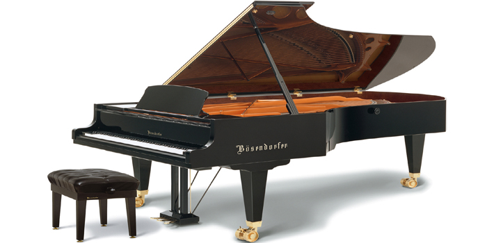 Bösendorfer Model 290 Imperial - The Flagship.