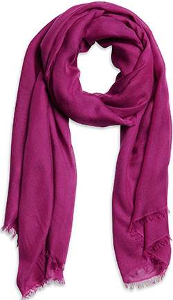 Boss Women's Modal Scarf: US$145.