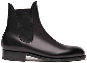 J.M. Weston men's Chelsea Boot.