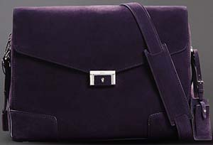 Brioni Men's Messenger East/West Bag: US$4,475.