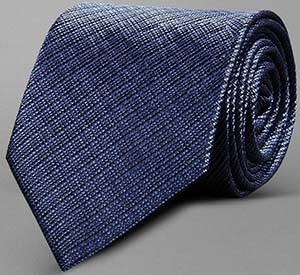 Brioni Tie with Woven Motif: US$230.