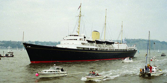 The Royal Yacht Britannia, Ocean Drive, Leith, Edinburgh EH6 6JJ, Scotland, U.K.