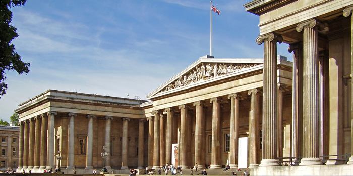 British Museum, Great Russell St, London WC1B 3DG, U.K.