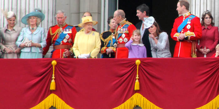 Click here to access the official website of the British Monarchy.