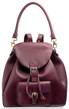 Russell & Bromley Kendall Luxury Backpack: £255.