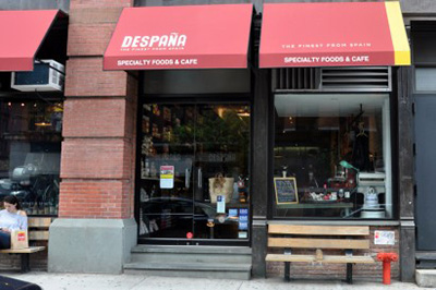 Despaña Food Shop, 408 Broome Street, SoHo, New York, NY 10013, U.S.A.