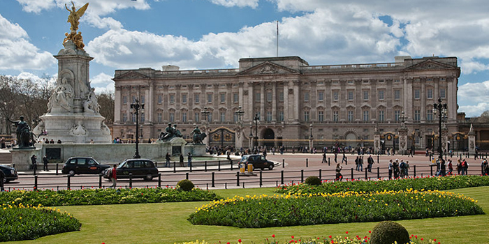 Buckingham Palace, London SW1A 1AA, England, U.K.