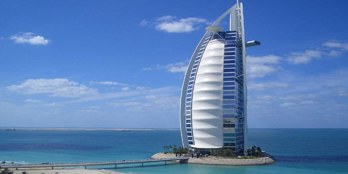 Burj Al Arab Dubai U A E The World S Most Luxurious And Only 7