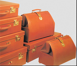 Papworth Newmarket Luggage Set.