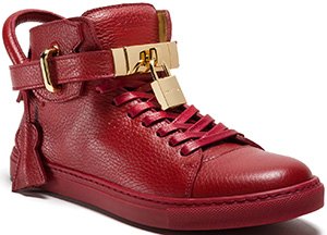 Buscemi 100 mm women's shoe: US$890.