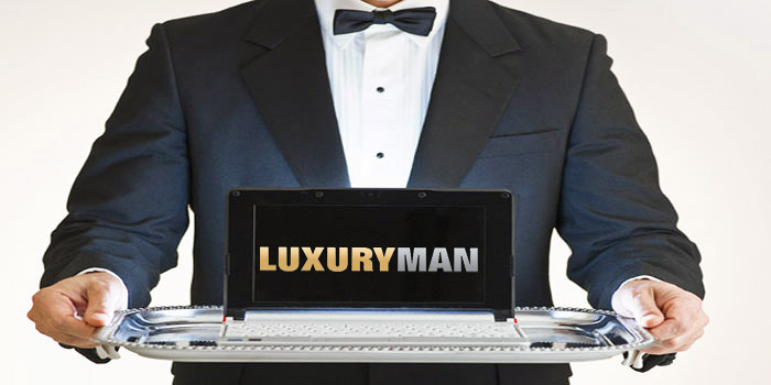 Luxury Man - Motto: 'We aim to be your lifestyle Michelin Guide & to do for luxury sites what Rolls-Royce do for cars!'