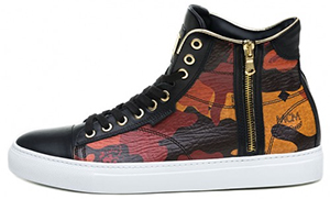 Urban Nomad III High x MCM Camouflage Men's Sneaker: €429.