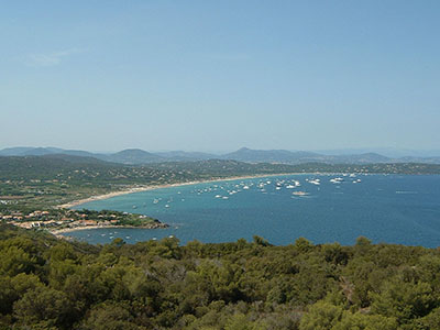 Pampelonne Beaches, 83350 Ramatuelle (Saint-Tropez), France.