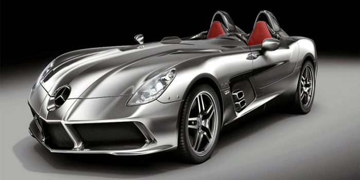 Mercedes-Benz SLR Stirling Moss.