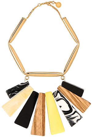 Stella McCartney women's Mixed Stones Necklace: US$1,295.