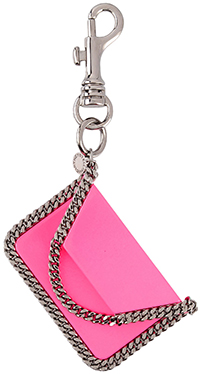 Stella McCartney women's Falabella Key Ring: US$165.