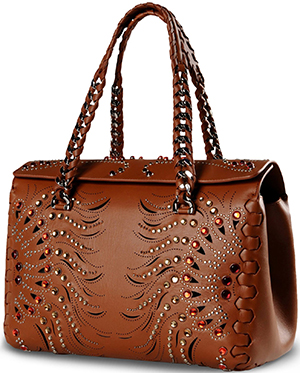 Roberto Cavalli Regina Women's Bag: US$4,150.