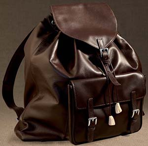 Cedes Milano  men's backpack.