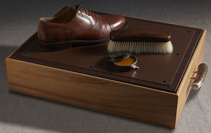 Luxury Shoe Care Products