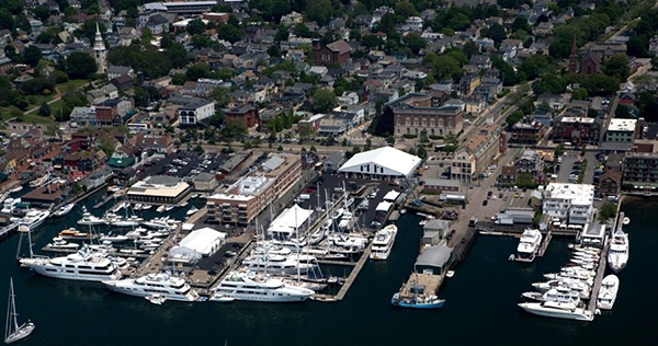 Newport Yachting Center Marina, 20 Commercial Wharf, Newport, RI 02840.