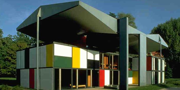 Centre Le Corbusier, Höschgasse 8, 8008 Zurich, Switzerland.