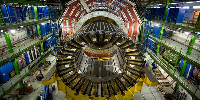 Large Hadron Collider at The European Organization for Nuclear Research | CERN, Geneva, Switzerland.